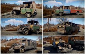 Rust vozidla 4