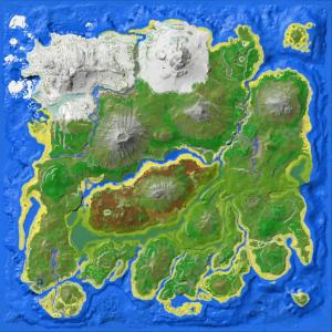 island topologic